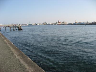 名古屋港潮見周辺